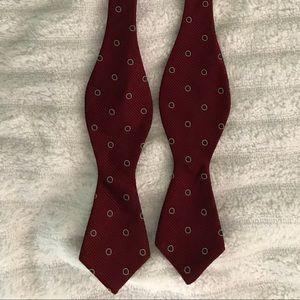 J. Crew bow tie